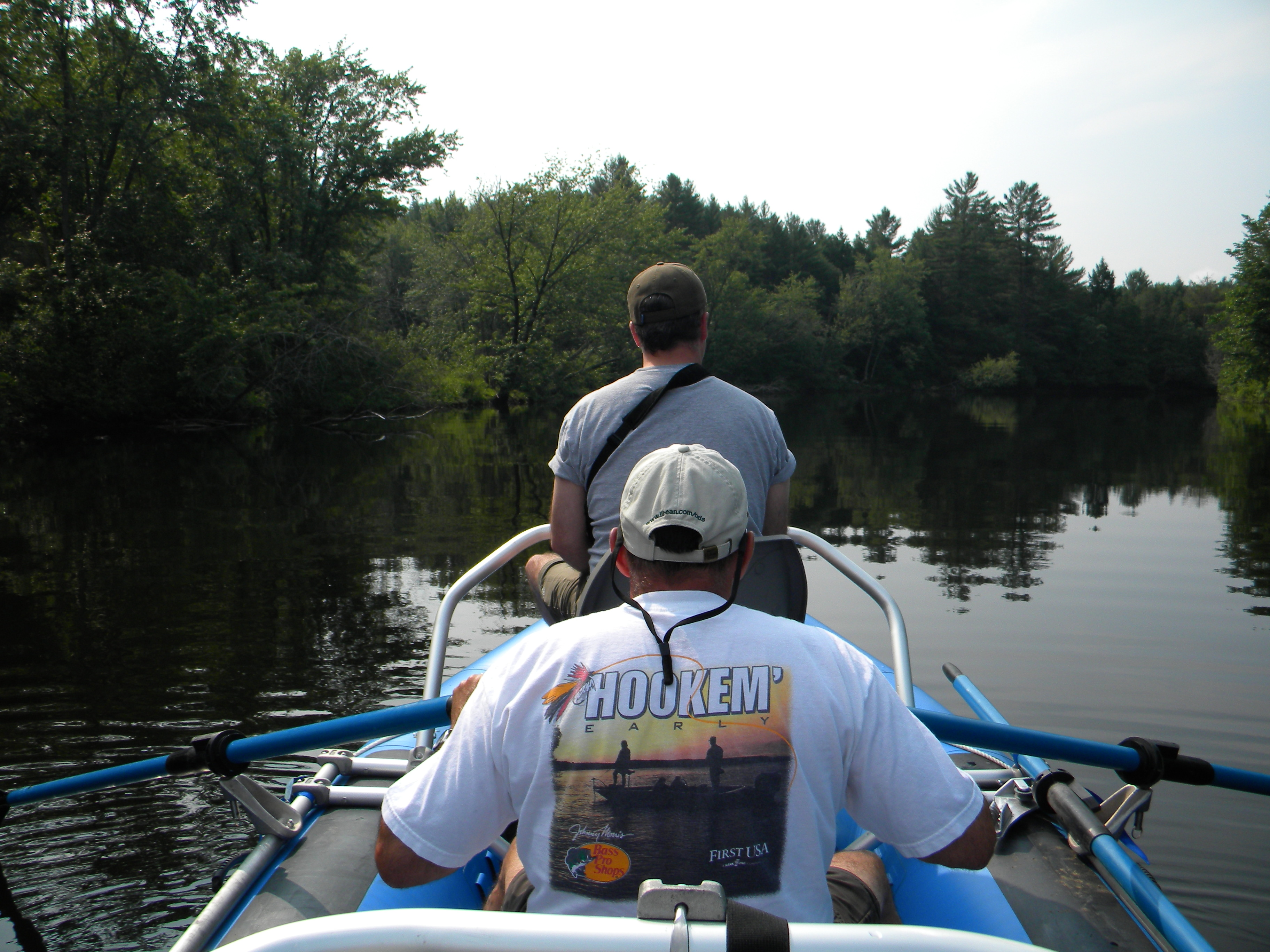 Upper Schroon River float