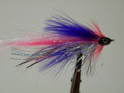 """Bush Meat""  Streamer - Purple"
