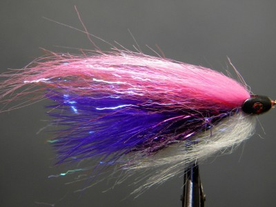 """ Bush Meat""  Streamer - pink"